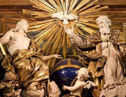La Trinidad es el rostro con el que Dios se nos ha revelado