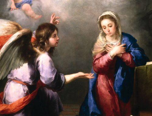 La Vocación de la Virgen María. Su respuesta inmediata