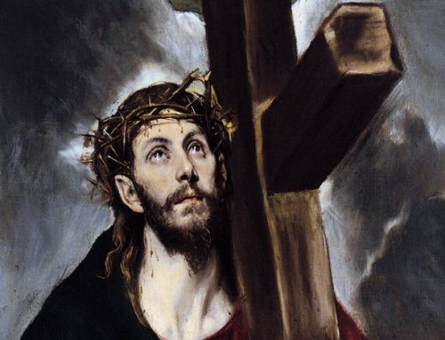 Jesucristo – su persona y su figura