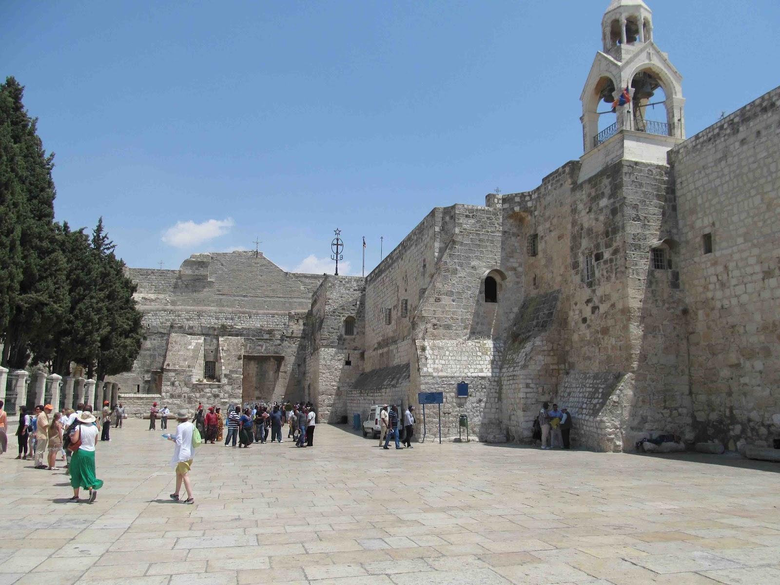 La Basílica de la Natividad en Belén – Primeros Cristianos