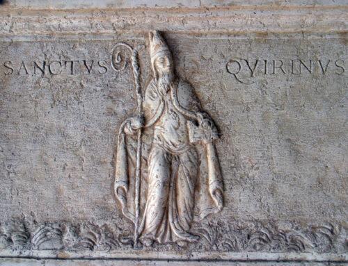 San Quirino, Obispo y Mártir – 4 de junio