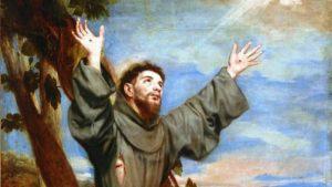 Francisco de Asis, gigante de la santidad - 4 de octubre 1