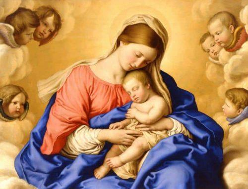 ¿Por qué Mayo es el mes de la Virgen María?