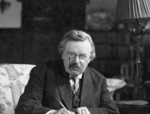 ¿Quién era Chesterton y por qué sigue siendo tan importante para tantas personas?