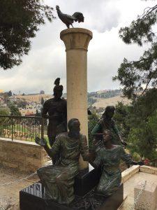 Jerusalén - Iglesia de San Pedro en Gallicantu 4