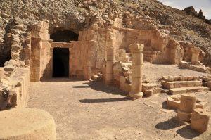 Vestigios cristianos en Jordania - El monasterio bizantino de San Lot 3