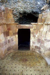 Vestigios cristianos en Jordania - El monasterio bizantino de San Lot 2
