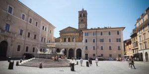 Santa Maria in Trastevere - Una de las más antiguas basílicas en Roma 3