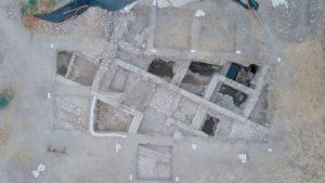 Arqueólogos descubren la Iglesia de los Apóstoles en Betsaida - Cerca del mar de Galilea 2