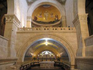 Monte Tabor - La basílica de la Transfiguración 5