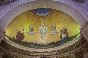 Monte Tabor - La basílica de la Transfiguración 6