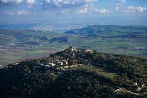 Monte Tabor - La basílica de la Transfiguración 1