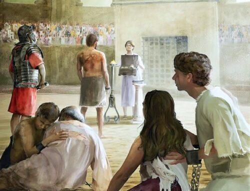 Las persecuciones Romanas – Introducción general