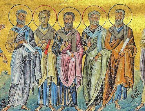 La vida de la primitiva cristiandad