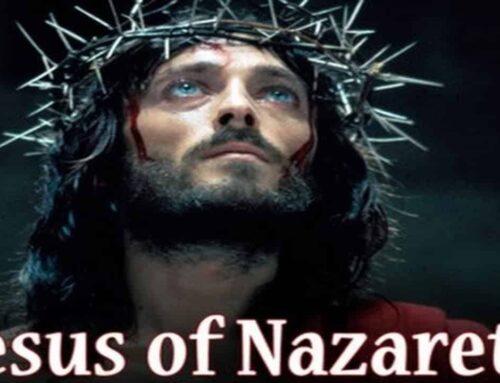 """Jesús de Nazaret""  –   Zeffirelli, 1978"
