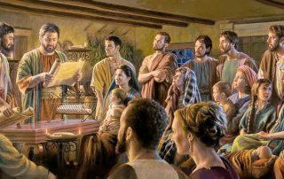 ¿Cómo nos llamábamos los cristianos antes de llamarnos cristianos? 2