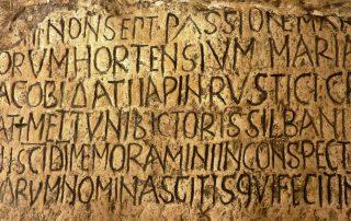 ¿Cuál fue la primera obra escrita en latín por un cristiano? 4