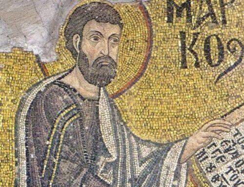 San Marcos Evangelista – 25 abril