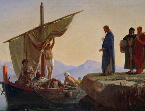 La vocación del apóstol Santiago