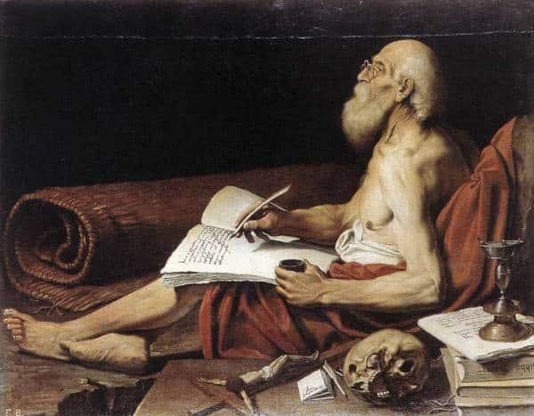 San Jerónimo, Doctor de la Iglesia  -  30 de septiembre 1