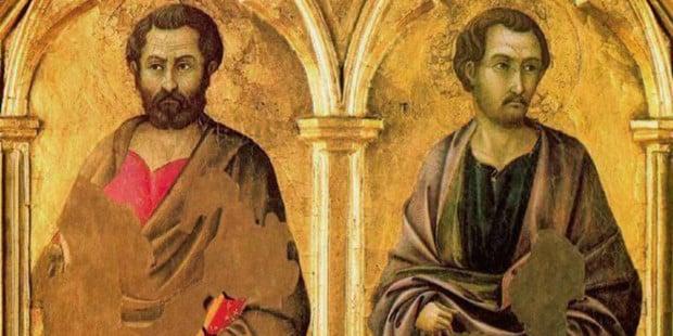 San Simón Cananeo y San Judas Tadeo, Apóstoles - 28 de octubre 1