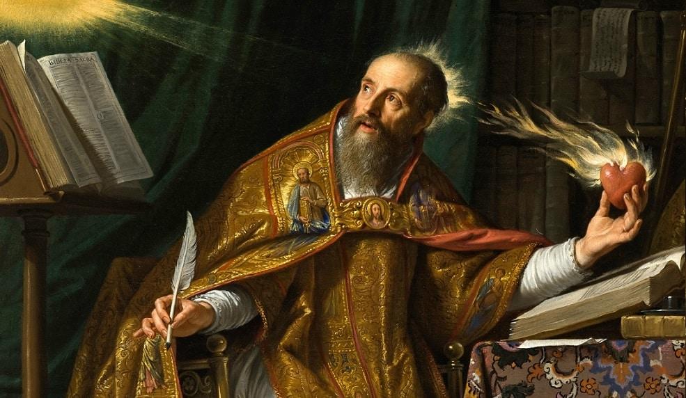 San Agustín - «Creo en la Iglesia una y santa» 1