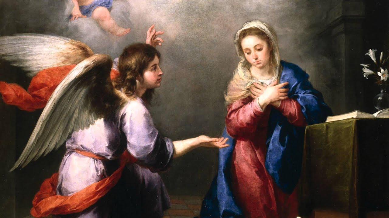 La Vocación de la Virgen María. Su respuesta inmediata 1