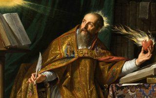 San Agustín - Su conversión es un modelo para nosotros en la búsqueda de Dios 3