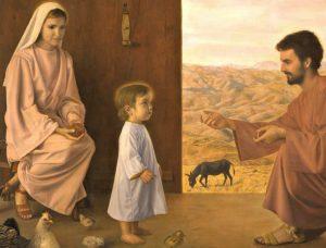 Un día en la vida de la Virgen María 3
