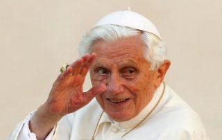 Feliz cumpleaños, Benedicto XVI 1