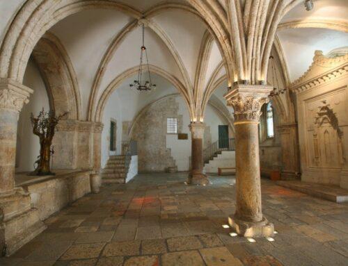 El Cenáculo – El lugar en el que recibieron al Espíritu Santo