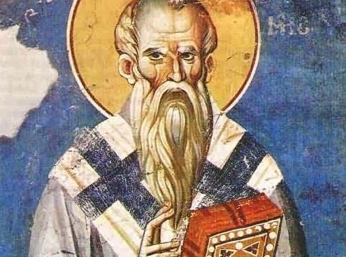 San Clemente, papa y mártir, tercer sucesor de San Pedro - 23 de noviembre 1