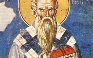 San Clemente, papa y mártir, tercer sucesor de San Pedro - 23 de noviembre 2