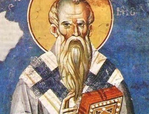 San Clemente, papa y mártir, tercer sucesor de San Pedro – 23 de noviembre