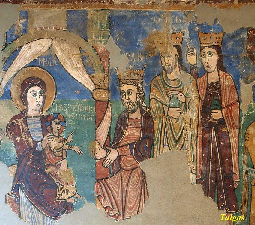 """¿Cuántos eran eran los """"Magos de Oriente""""? ¿Eran realmente reyes? 1"""