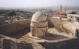 El lugar de la Ascensión del Señor -  La Capilla del Monte de los Olivos #Jerusalén 1