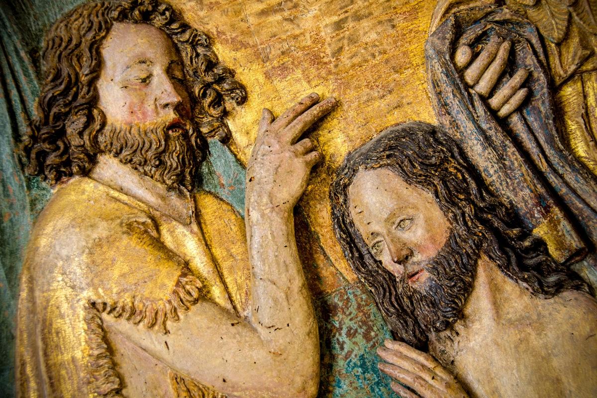 ¿Qué relación existió entre San Juan Bautista y Jesús? 1