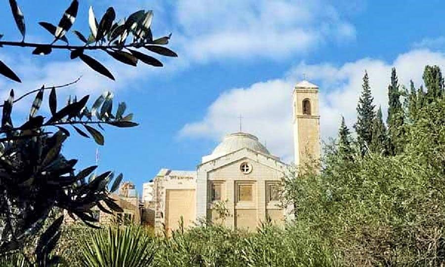 Betania - El Santuario de Lázaro, Marta y María 1