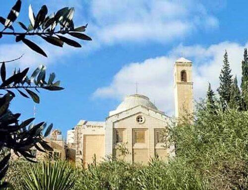 Betania  –  El Santuario de Lázaro, Marta y María