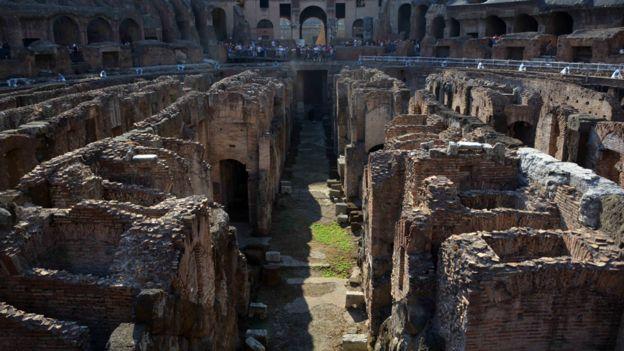 6 cosas que quizás no conocías del Coliseo, el ícono más famoso de Roma 5