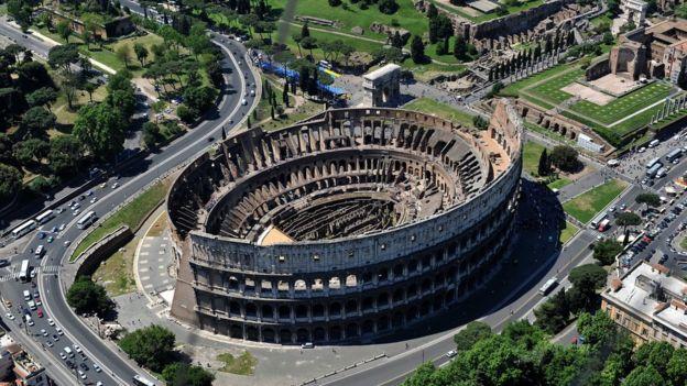 6 cosas que quizás no conocías del Coliseo, el ícono más famoso de Roma 3