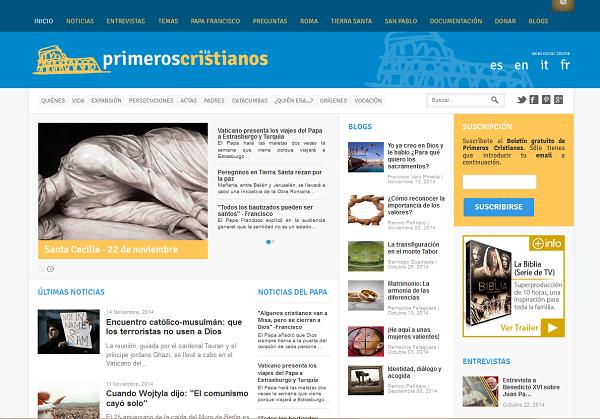www.primeroscristianos.com 8 años en la web 1