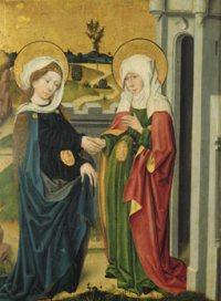 La Visitación de la Virgen María a Santa Isabel - 31 mayo 2