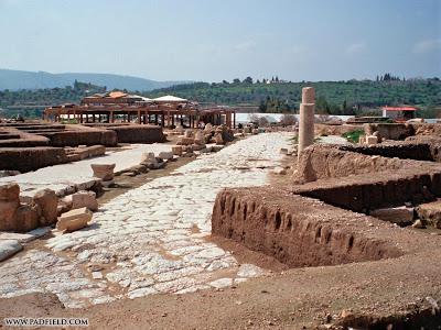 Séphoris - Las ruinas de la antigua capital de Galilea 3