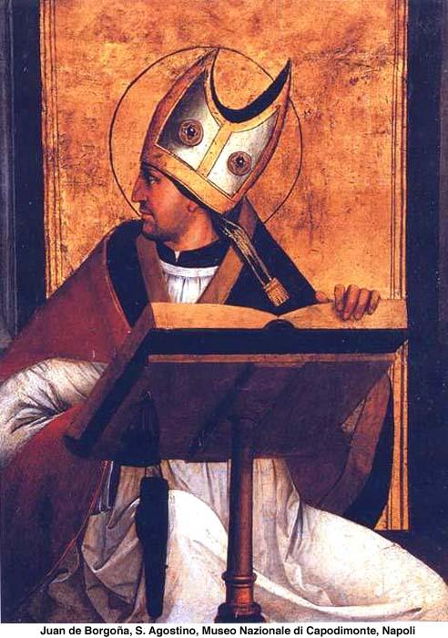 San Agustín, Obispo de Hipona - 28 de agosto 1