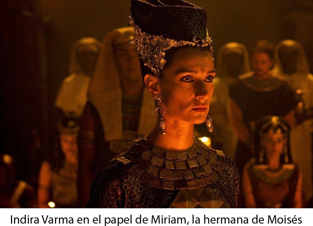 """Filtran el guión de la película """"Exodus"""": ¿Es fiel a la Biblia? 1"""