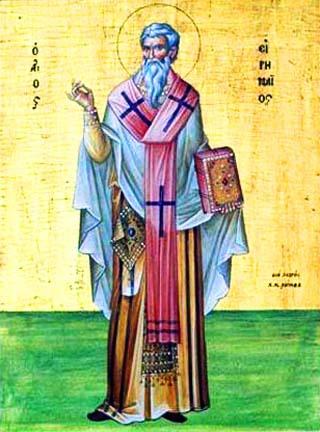 ¿Sabes quién era San Ireneo de Lyon? siglo II 2