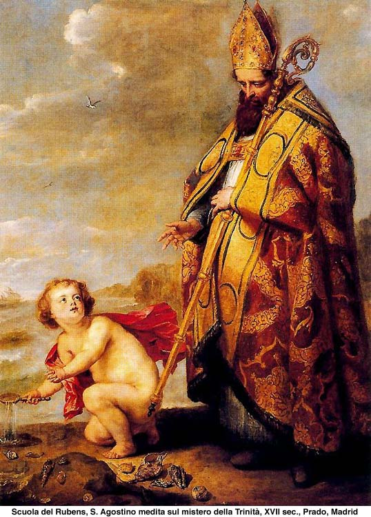 San Agustín visto y explicado por Benedicto XVI 3