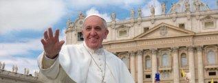 """""""Un cristiano que se lamenta continuamente, deja de ser un buen cristiano: es el señor o la señora Lamento"""" - Papa Francisco 1"""