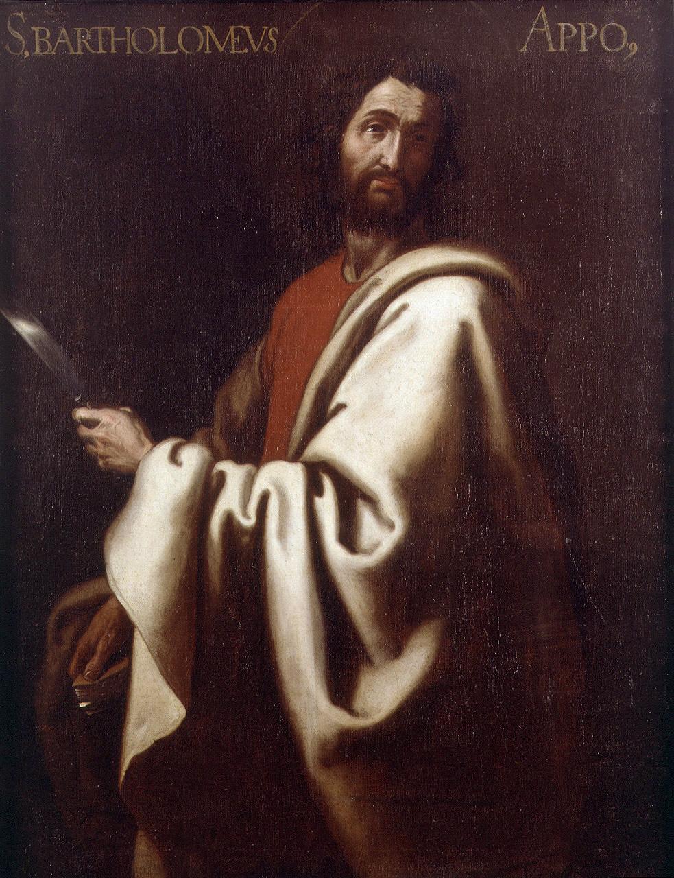 San Bartolomé Apóstol - 24 de agosto 2